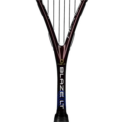 Black Knight Hex Blaze LT Squash Racket - Zoom1