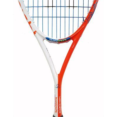 Black Knight Hex Maverick Squash Racket - Zoom1