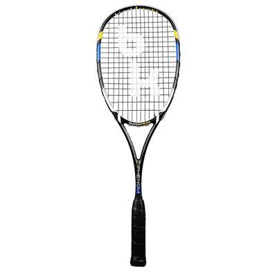 Black Knight Hex Phenom Squash Racket - Main image