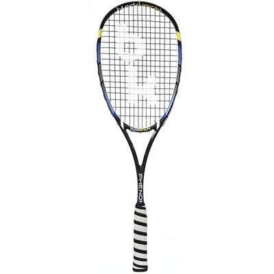 Black Knight Hex Phenom Squash Racket