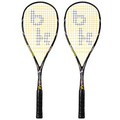 Black Knight Ion Cannon PS Castagnet Squash Racket Double Pack