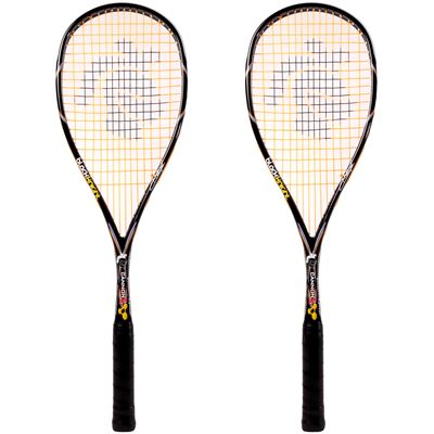 Black Knight Ion Cannon PS Castagnet Squash Racket Double Pack Image