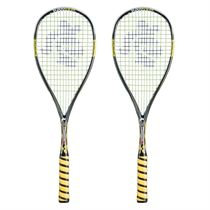 Black Knight Ion Cannon PS Squash Racket Double Pack
