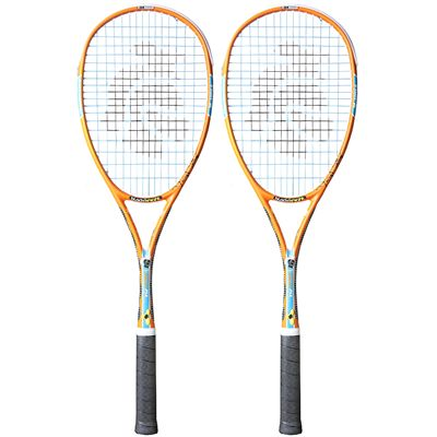 Black Knight Ion Element PSX Selby Squash Racket Double Pack