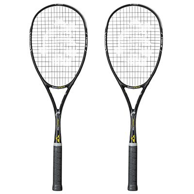 Black Knight Ion Element PSX Squash Racket Double Pack