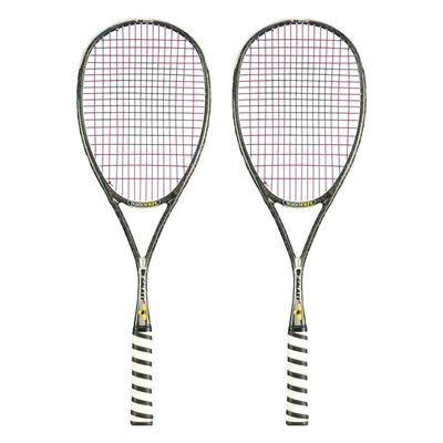 Black Knight Ion Galaxy Squash Racket Double Pack