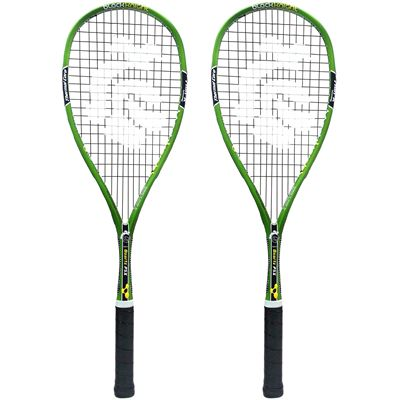 Black Knight Ion Quartz PSX Squash Racket Double Pack