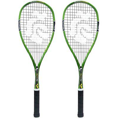 Black Knight Ion Quartz PSX Squash Racket Double Pack