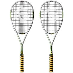 Black Knight Ion Radium PSX Squash Racket Double Pack