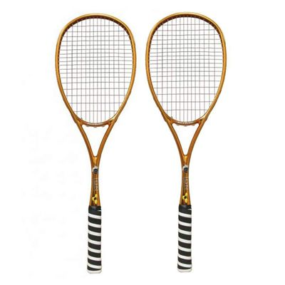 Black Knight Ion Storm Squash Racket Double Pack