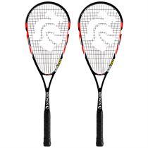 Black Knight Kronos Squash Racket Double Pack