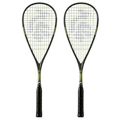 Black Knight Mercury TC Squash Racket Double Pack
