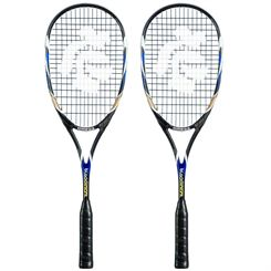 Black Knight Omega Squash Racket Double Pack