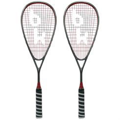 Black Knight QuickSilver nXS Squash Racket Double Pack