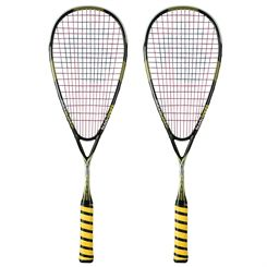 Black Knight QuickSilver TC Squash Racket Double Pack