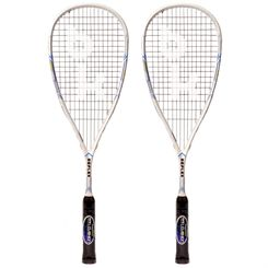 Black Knight Reflex Squash Racket Double Pack