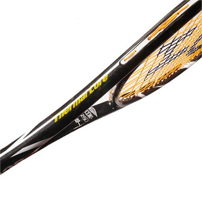 Black Knight Scimitar Squash Racket Double Pack - Angle