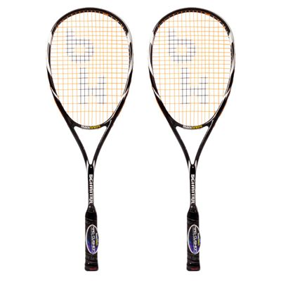 Black Knight Scimitar Squash Racket Double Pack