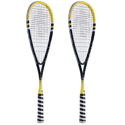 Black Knight Stealth Squash Racket Double Pack