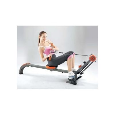 Body Sculpture Rower And Gym - In Use