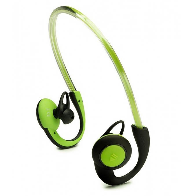 Image of Boompods Sportpods Vision Illuminating Sports Headphones