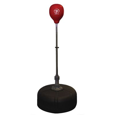 Boxing Mad Adjustable Freestanding Rotating Speed Ball