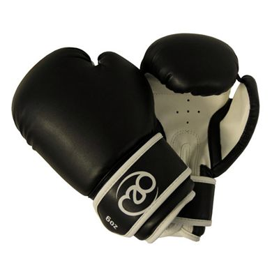 Boxing Mad Junior Synthetic Leather Sparring Gloves