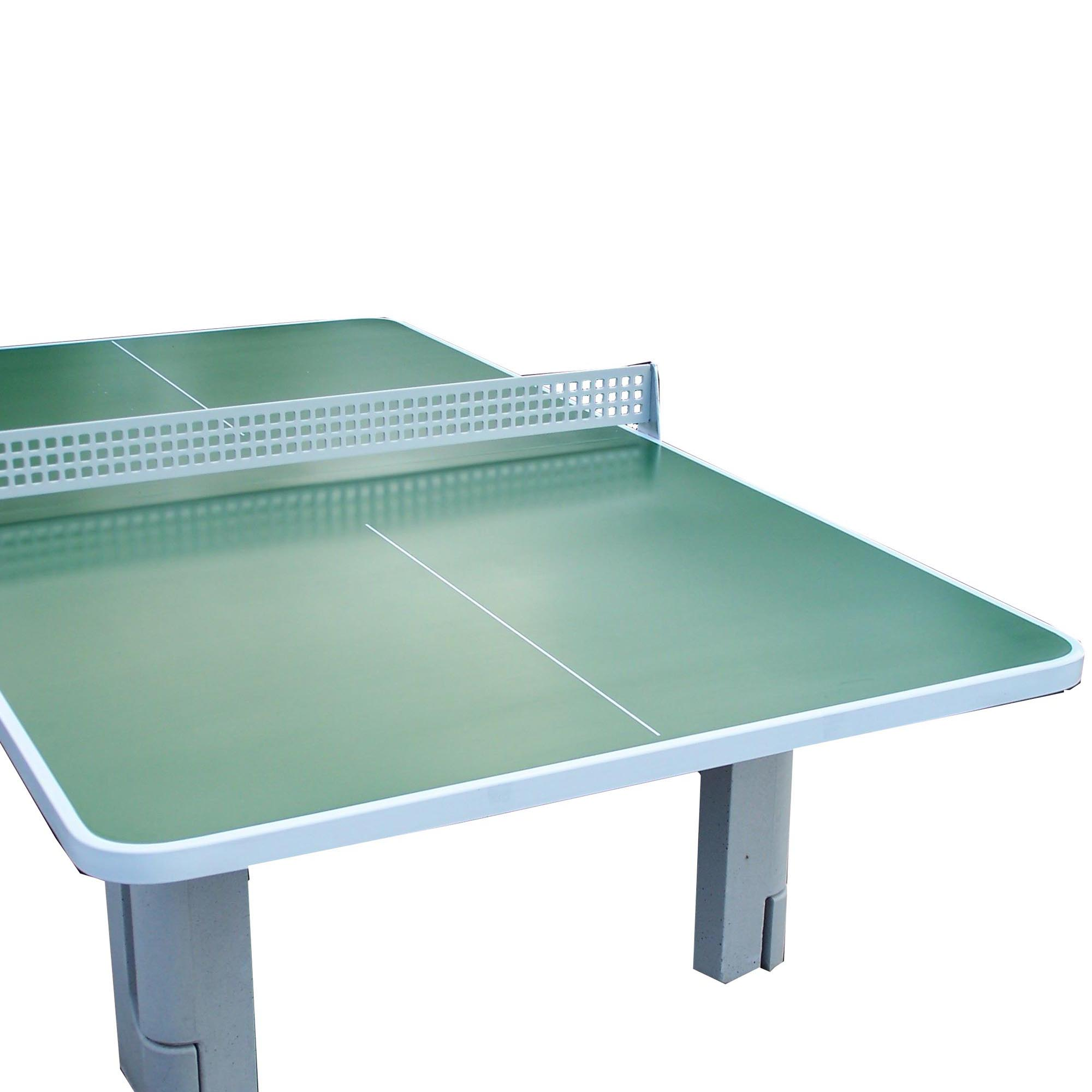 Image of Butterfly B2000 Concrete Table Tennis Table - Blue