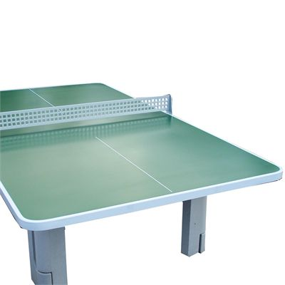 Butterfly B2000 Concrete table with rounded corners 30RO Table Tennis Table Green