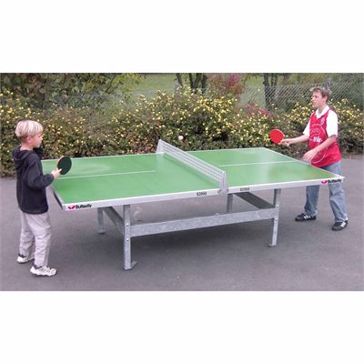 Green Tennis Table