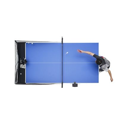 Butterfly Amicus Expert Table Tennis Robot - Above