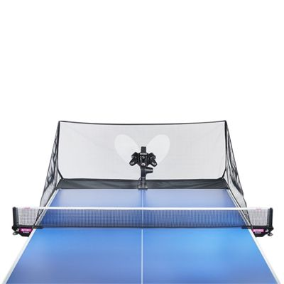 Butterfly Amicus Prime Table Tennis Robot - Front