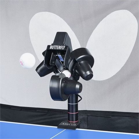 Butterfly Amicus Start Table Tennis Robot