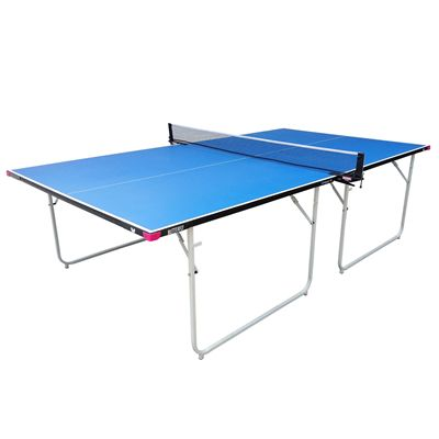 Butterfly Compact 16 Indoor Table Tennis Table - Blue