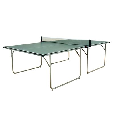 Butterfly Compact Outdoor Table Tennis Table - Green