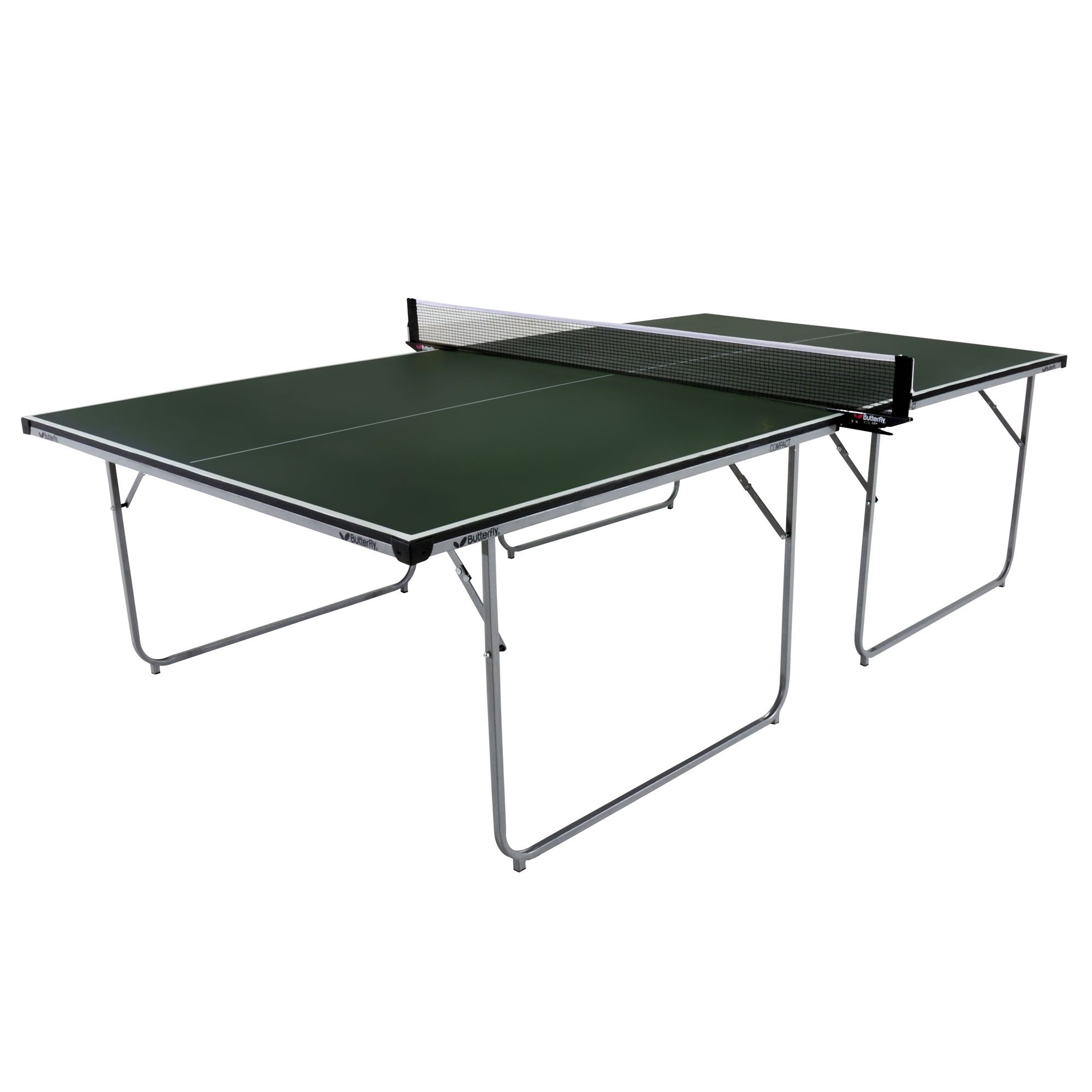 Butterfly compact indoor table tennis table for Table tennis