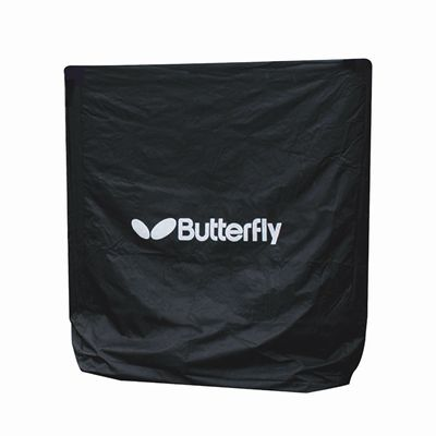 Butterfly Deluxe Outdoor Rollaway Table Tennis Table - Cover