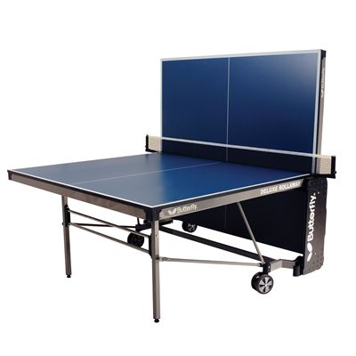 Butterfly Deluxe Rollaway Table Tennis Table - Playback