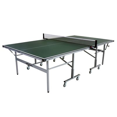 Butterfly Easifold Deluxe Indoor Table Tennis Table - Green