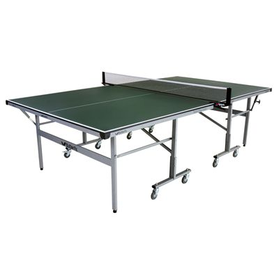 Butterfly Easifold Deluxe Outdoor Table Tennis Table - Green