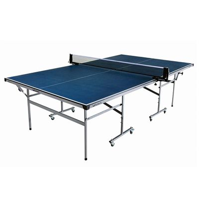 Butterfly Easifold DX22 Indoor Rollaway Table Tennis Table Blue