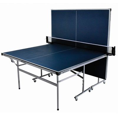 Butterfly Easifold DX22 Indoor Rollaway Table Tennis Table Blue Playback