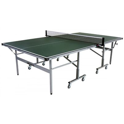 Butterfly Easifold DX22 Indoor Rollaway Table Tennis Table Green