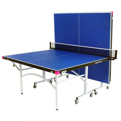 Butterfly Easifold Indoor Table Tennis Table - Backplay