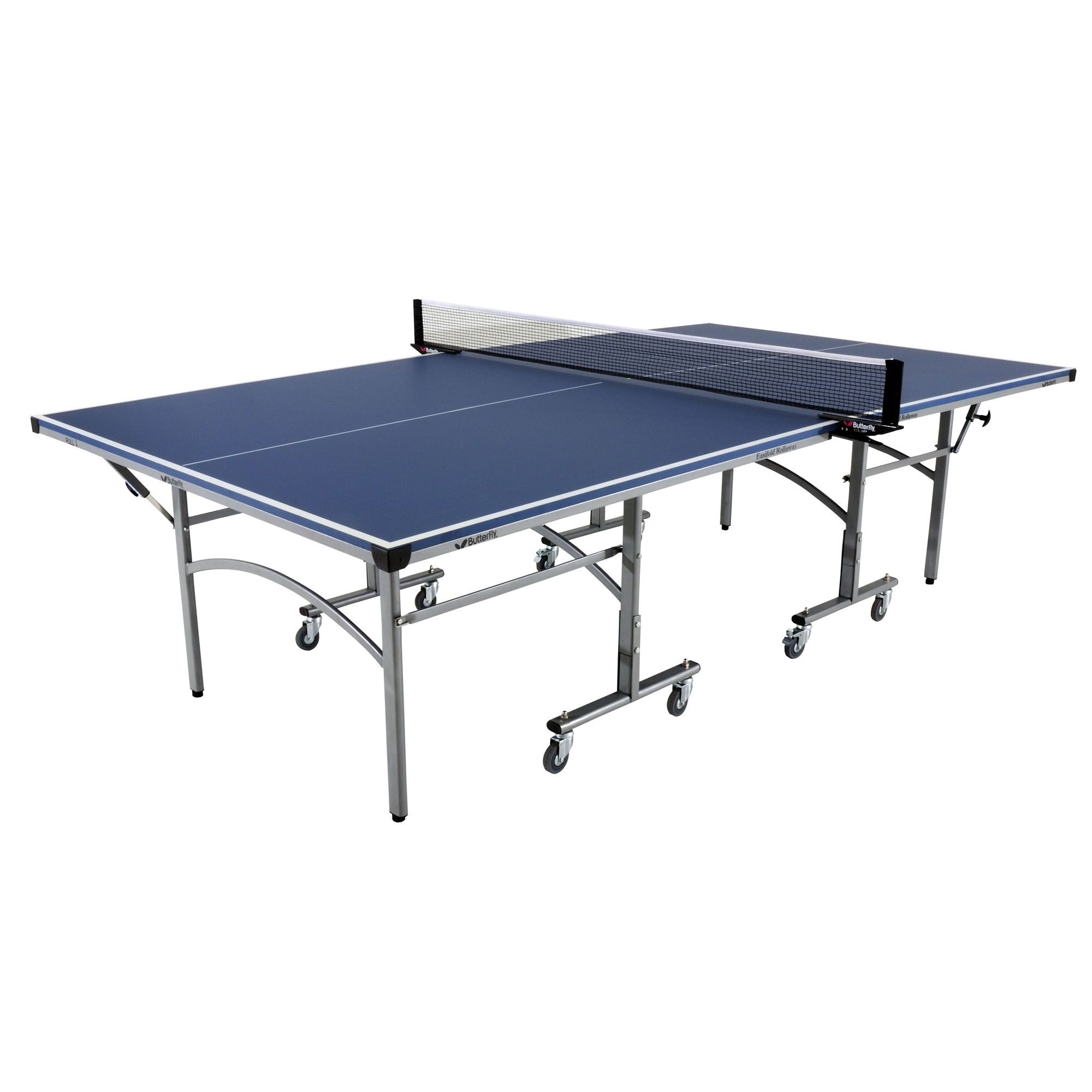 Butterfly easifold indoor table tennis table for Table tennis
