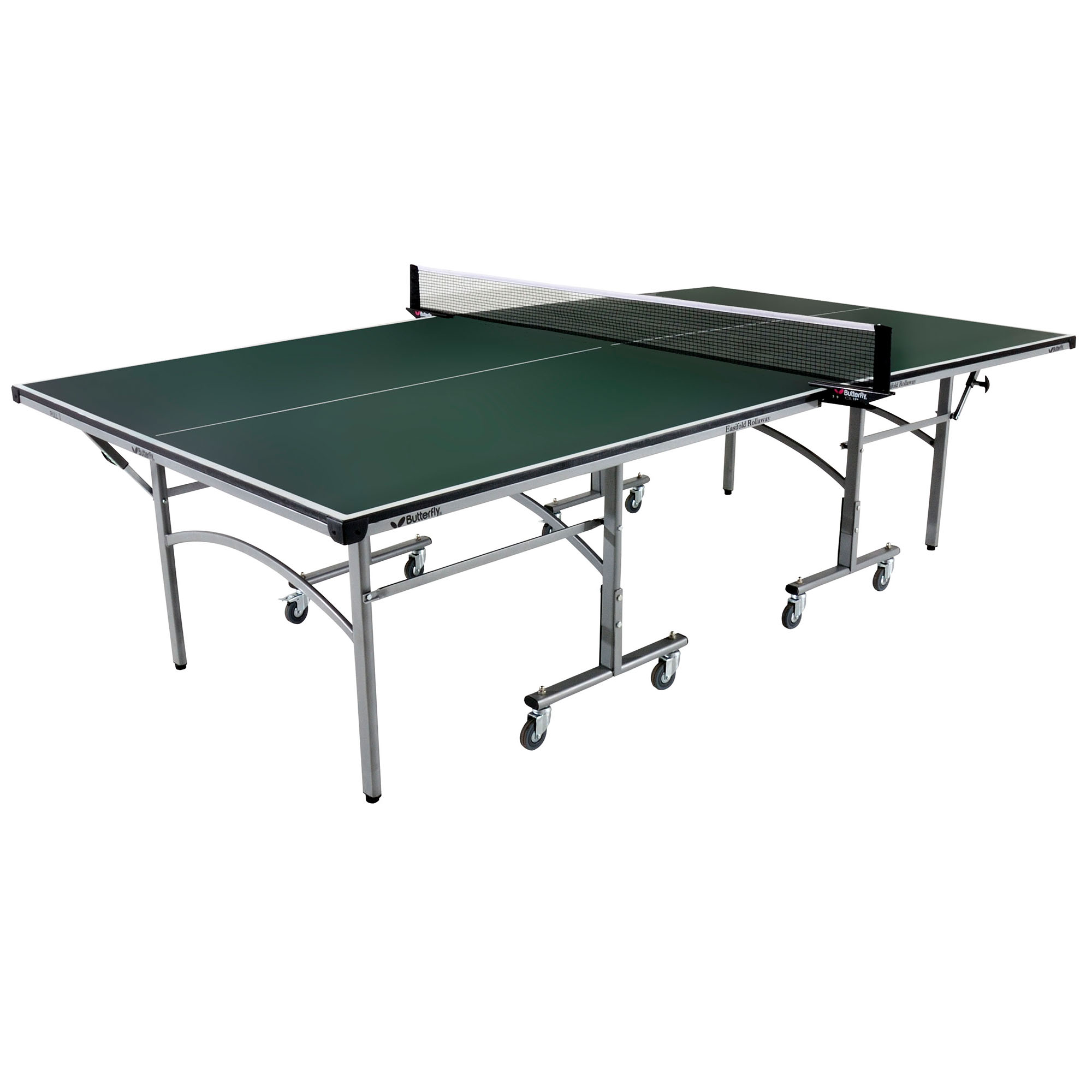 Butterfly Easifold Indoor Table Tennis Table Twinti
