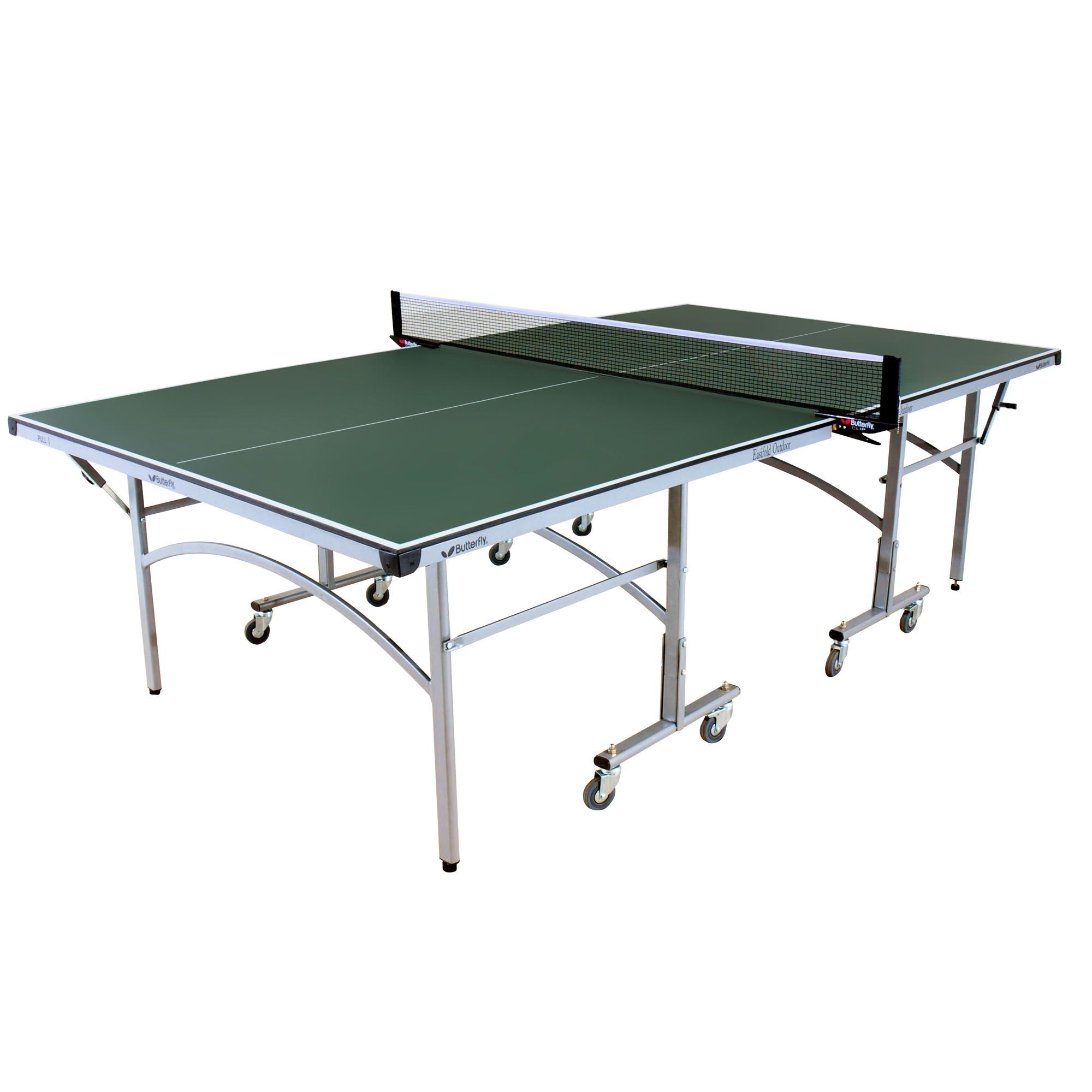 Butterfly easifold outdoor table tennis table - Butterfly tennis de table ...