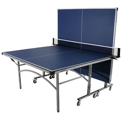 Butterfly Easifold Outdoor Table Tennis Table Blue - Playback