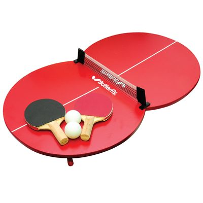 Butterfly Figure 8 Mini Table Tennis Table - Additional Image