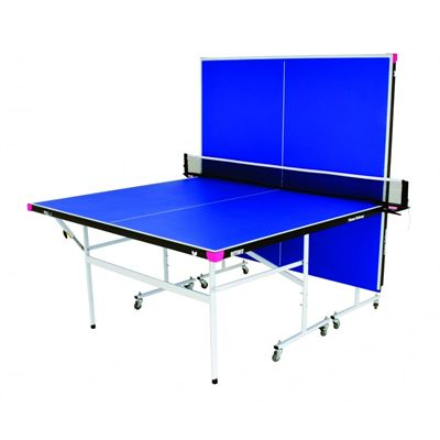Butterfly Fitness Indoor Table Tennis Table Blue - Playback